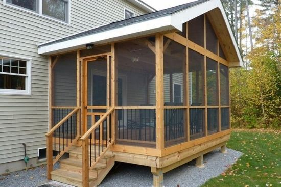 DIY Screened In Porch Plans_ How