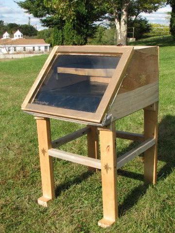 DIY Solar Food Dehydrator Projects