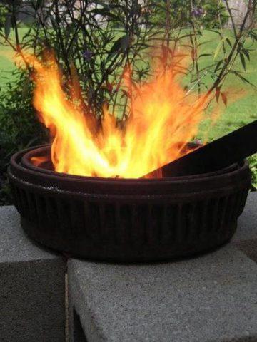 Homemade Forge Ideas