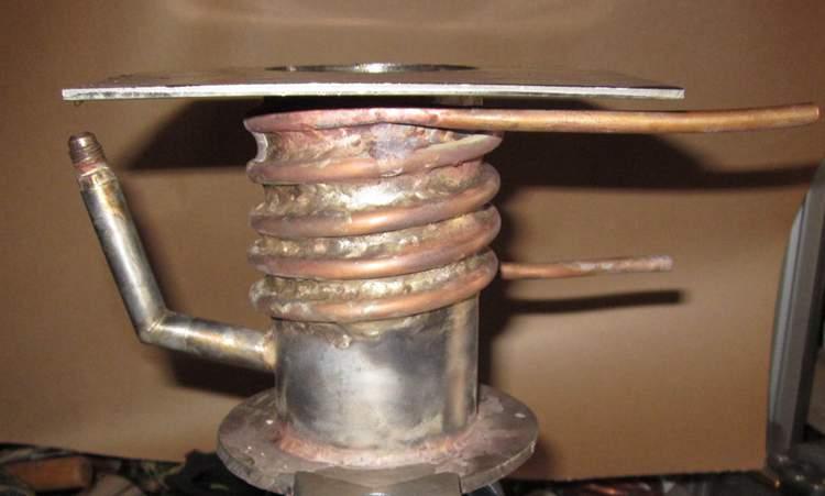 1. DIY Diffusion Vacuum Pump
