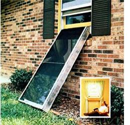 13. DIY Solar Air Heater