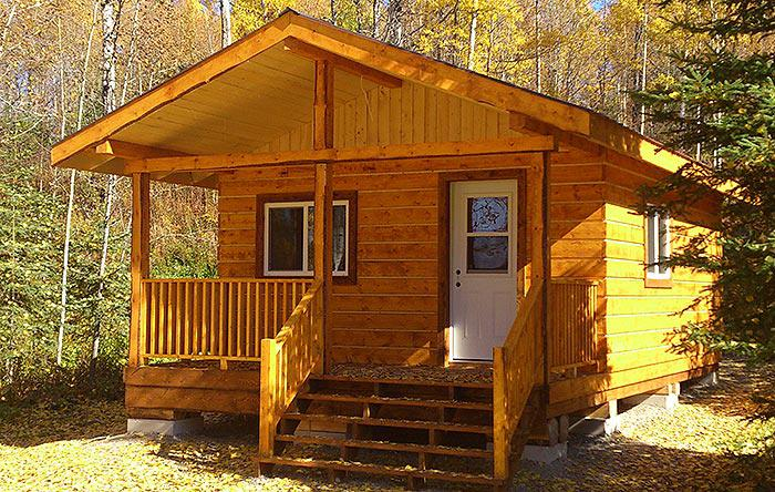 13. How To Build An Off-Grid Cabin On A Budget