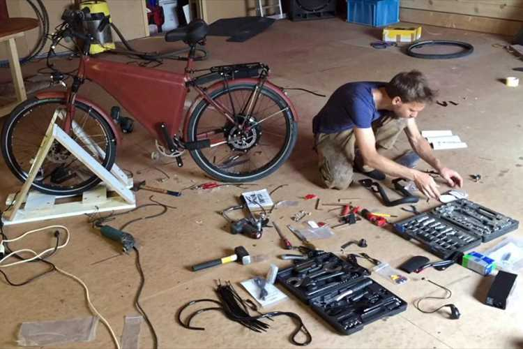 13. How To Build Electric Bike
