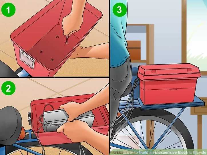14. DIY Cheap Electric Bike Build