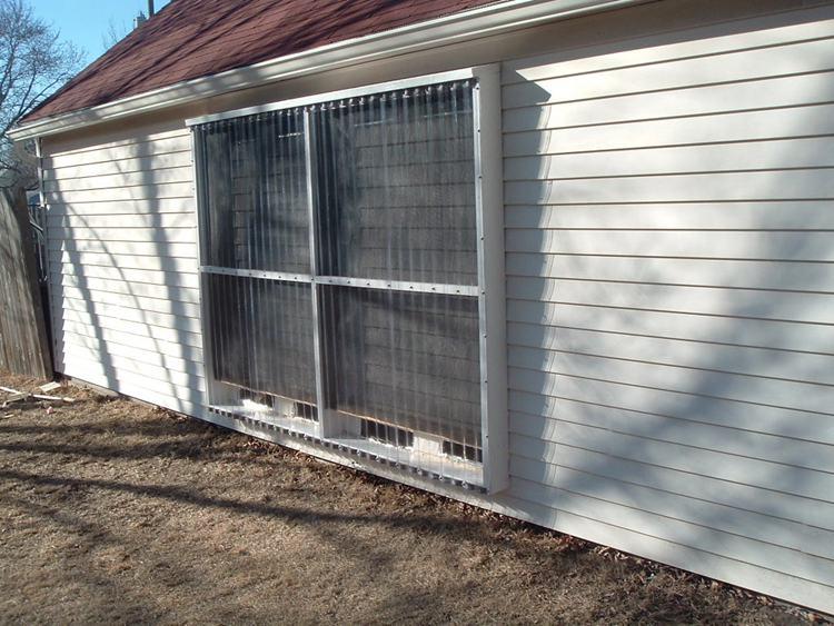 14. DIY Solar Heater