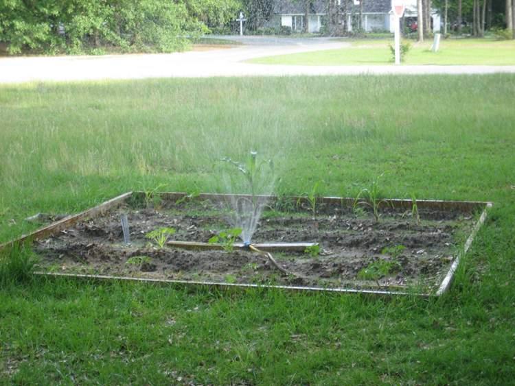 22. Linux Powered Garden Sprinkler System