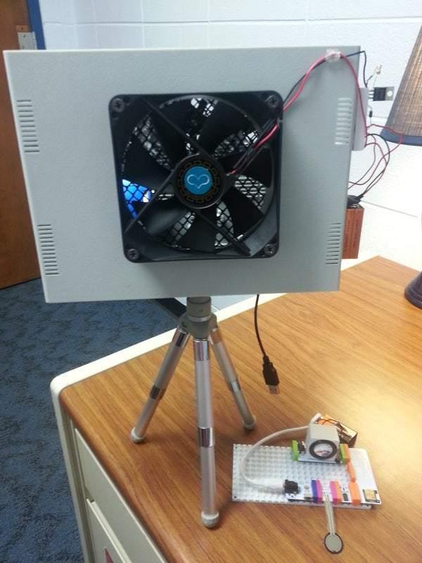 23. LittleBitty Air Conditioner DIY