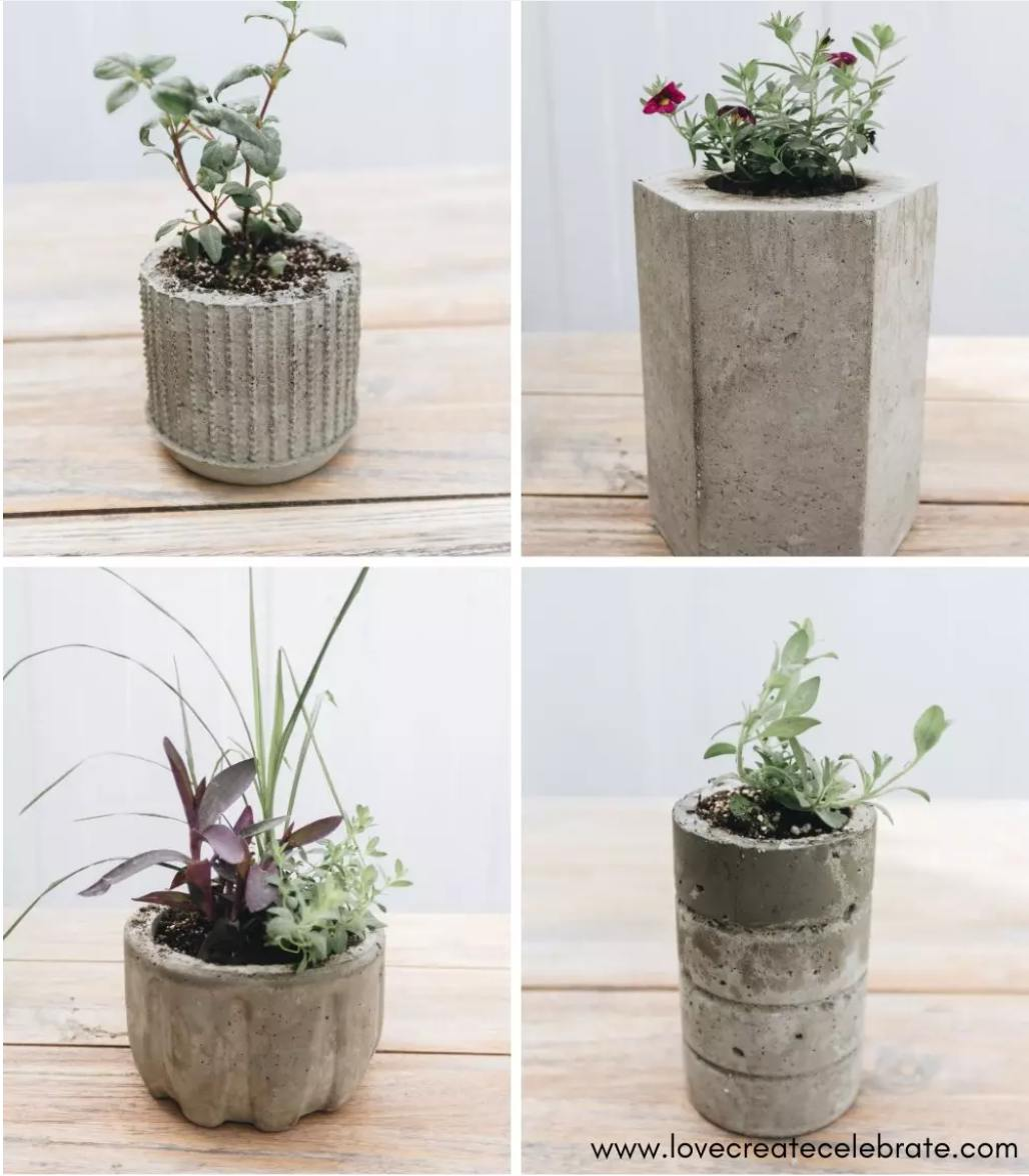 24. How To Make A DIY Hanging Herb Garden