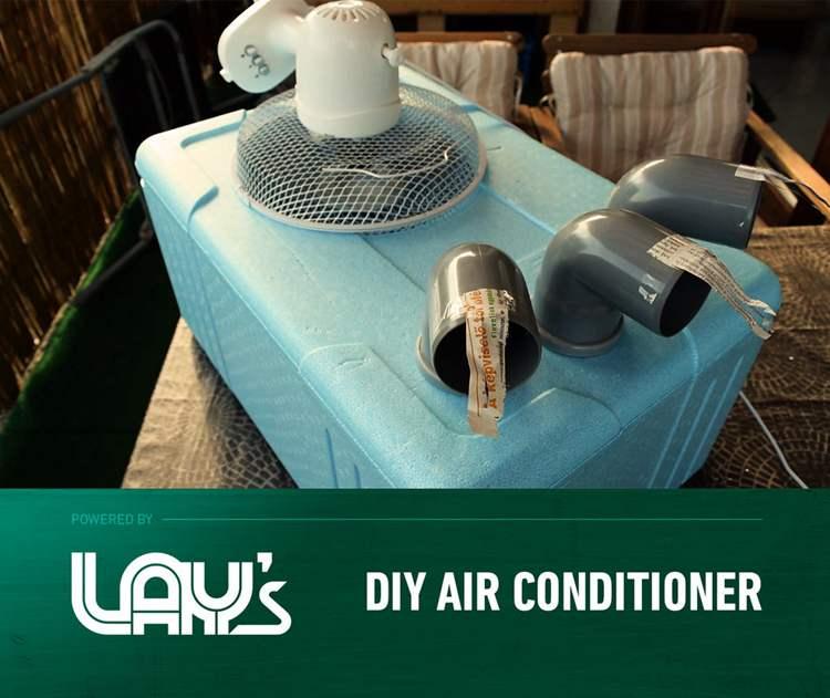 5. DIY Air Conditioner