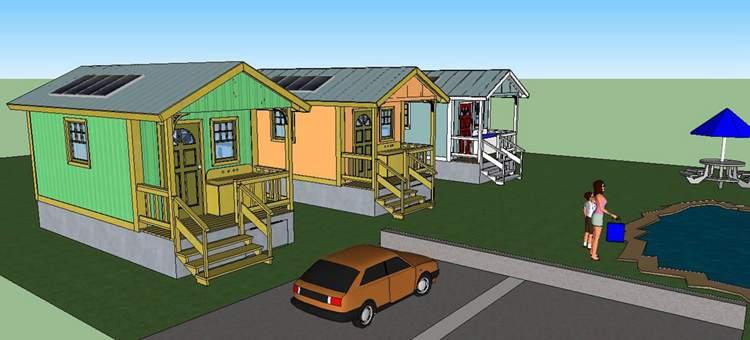 5. DIY Off-Grid Cabin Under $5000