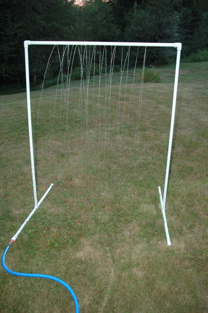 5. DIY PVC Sprinkler Toy