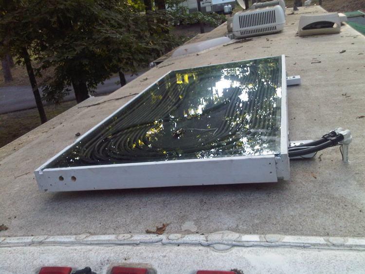 5. DIY Solar Water Heater