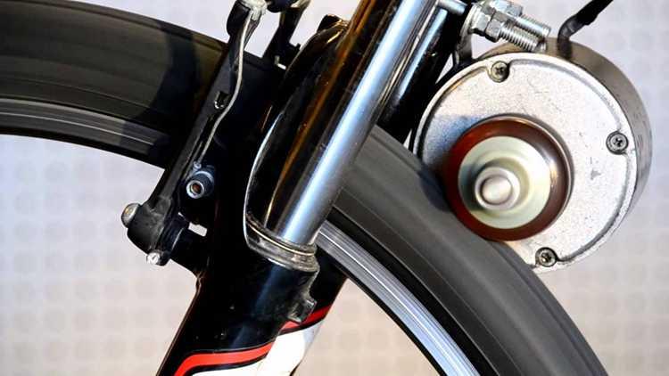 6. Homemade Electric Bike DIY