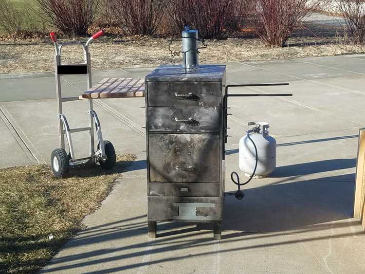 6. How To Make A Filing Cabinet Smoker