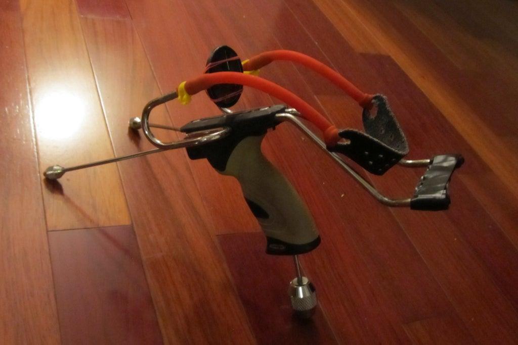 7. Homemade Sling Bow