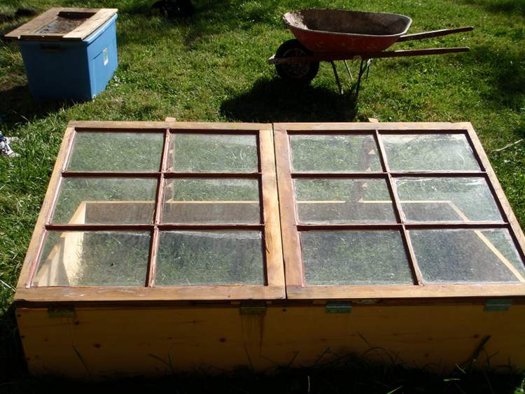 7. How To Build A Cold Frame
