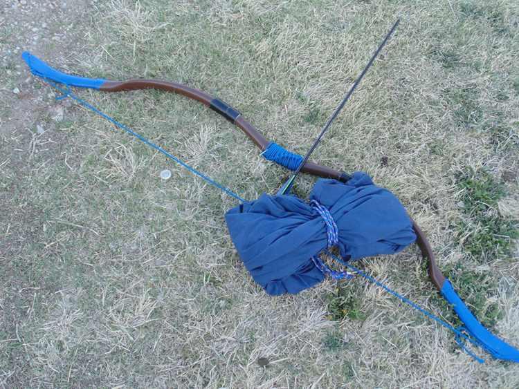 8. DIY Bow And Arrow