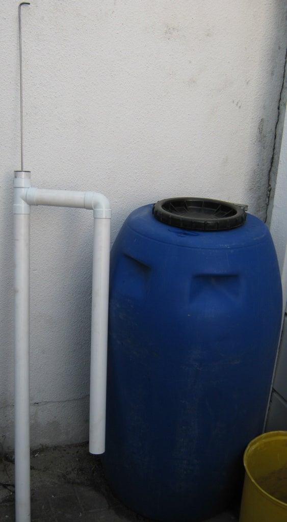 8. DIY PVC Water Pump