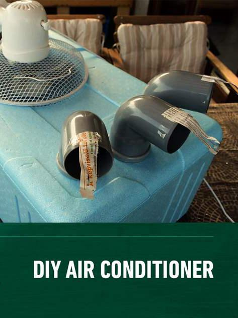 DIY Air Conditioner Projects
