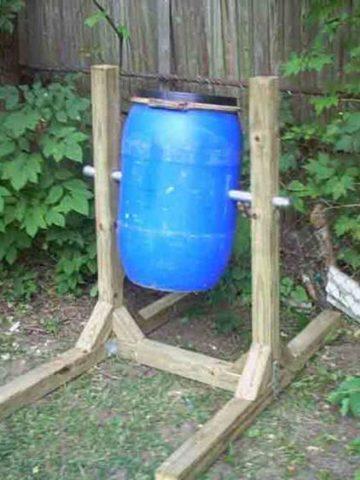 DIY Compost Tumbler Ideas