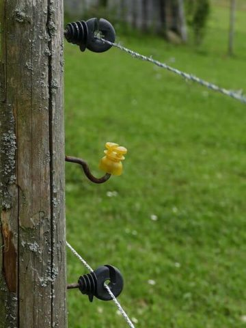 DIY Electric Fence Projects