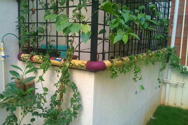 DIY PVC Pipe Garden Ideas