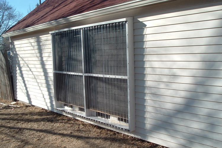 DIY Solar Air Heater Projects
