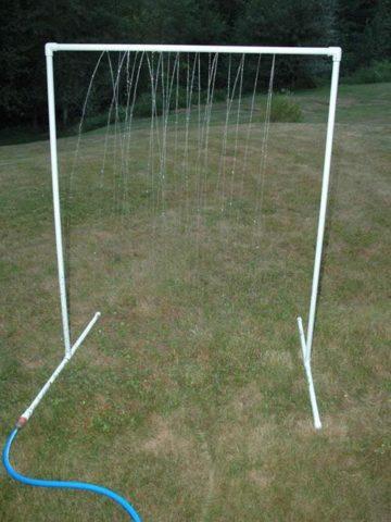 DIY Sprinkler System Ideas