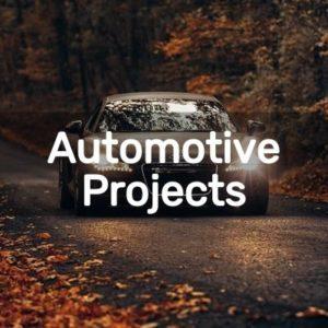 Diy Automotive Projects