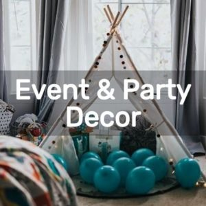 Diy Event & Party Decor Projects
