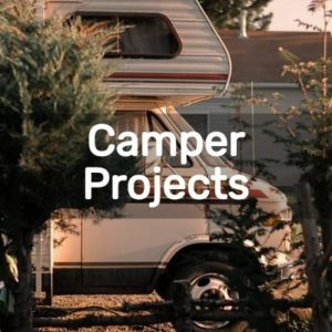 Diy Camper Projects