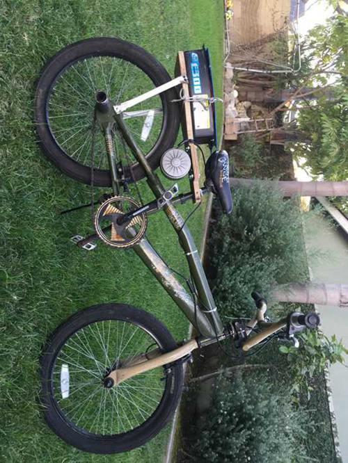 Homemade Electric Bike Plans