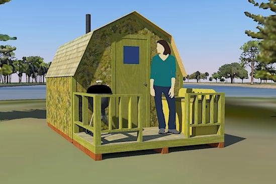 Off Grid Cabin Plans