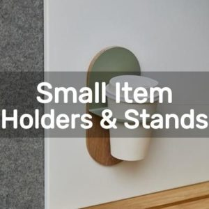 Small Item Holders And Stands