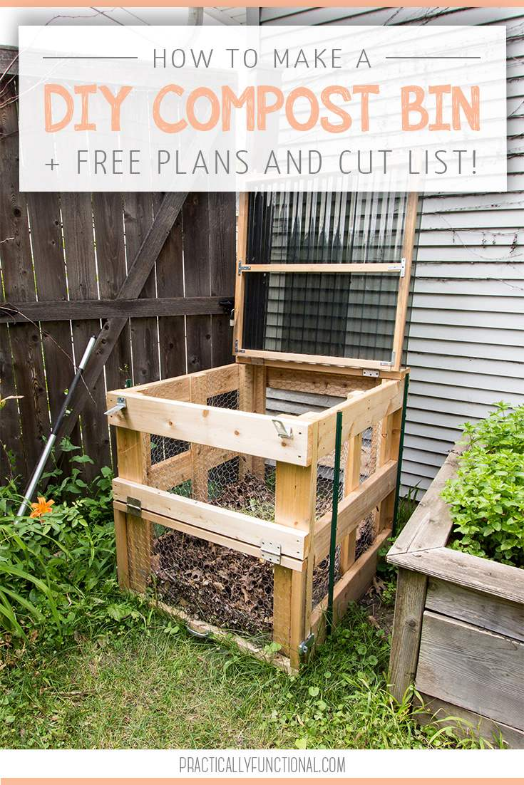 10. How To Build A DIY Compost Bin
