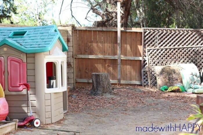11. DIY Treehouse Playhouse