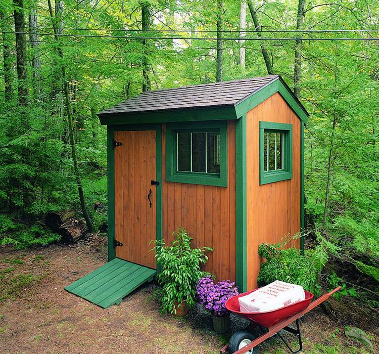 11. How To Build A Garden Tool Shed