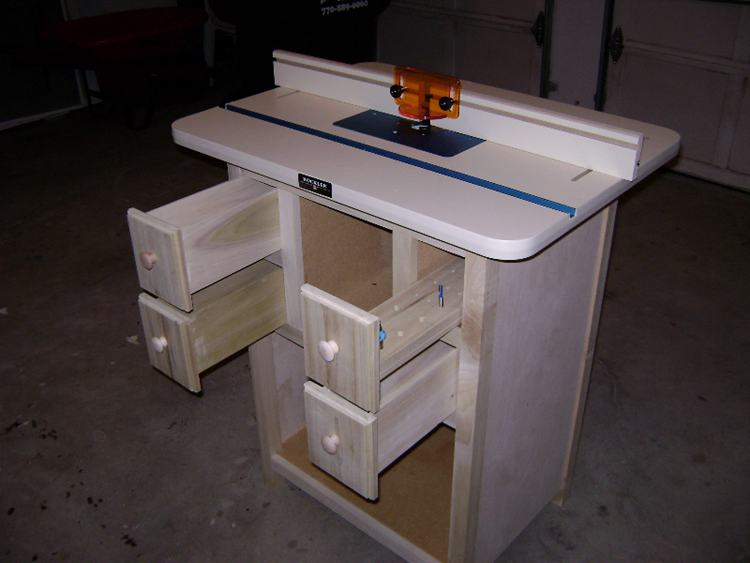 11. How To Build A Router Table