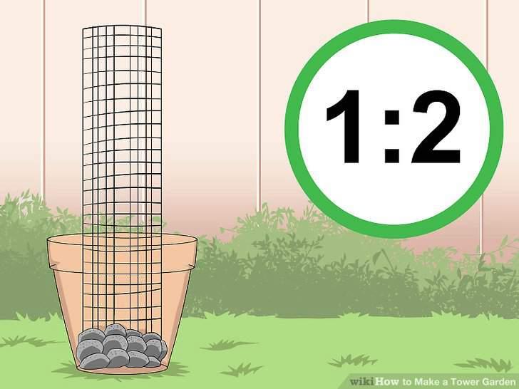 11. How To Make A Tower Garden