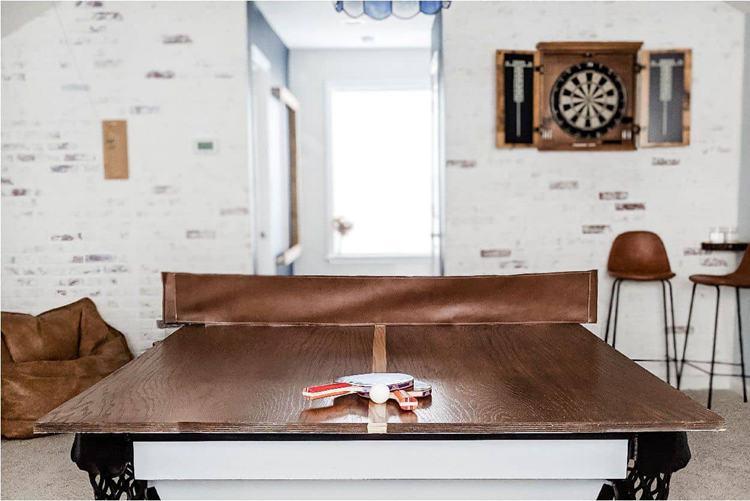 11. Ping Pong Table Top DIY