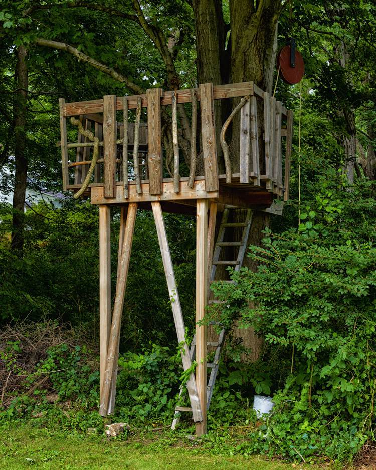 12. How To Build A Treehouse