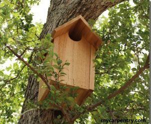 13. DIY Owl House Plans