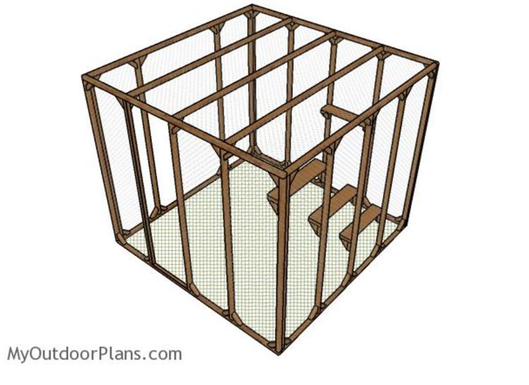 13. Free Catio Plans