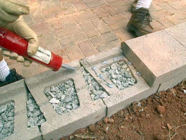 13. How To Build A Block Retaining Wall