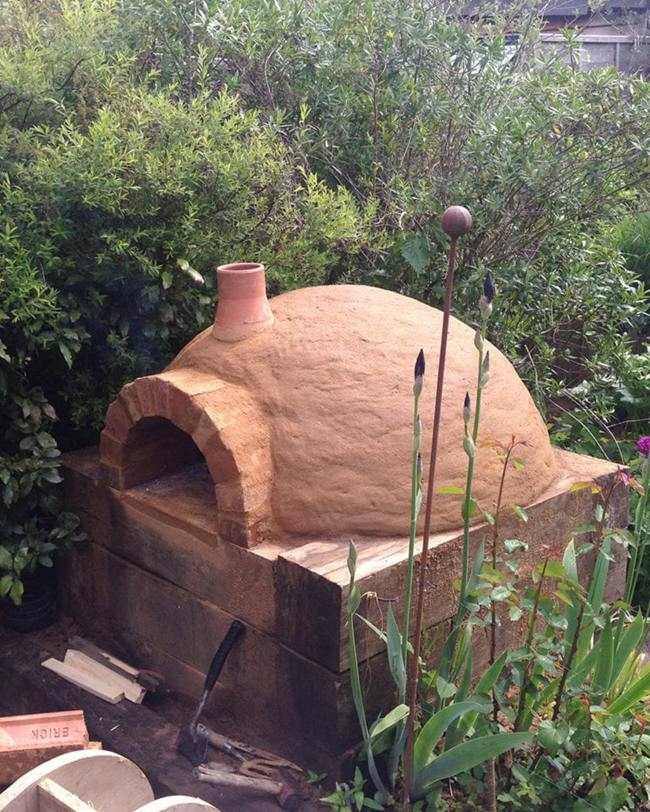 13. How To Build A Wood Fired Pizza Oven