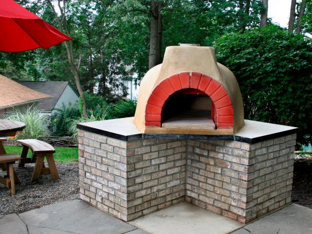 14. How To Build An Outdoor Pizza Oven