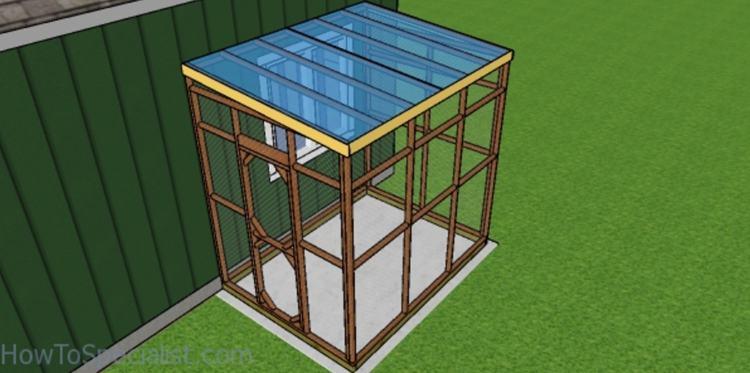 15. Catio Free DIY Plans