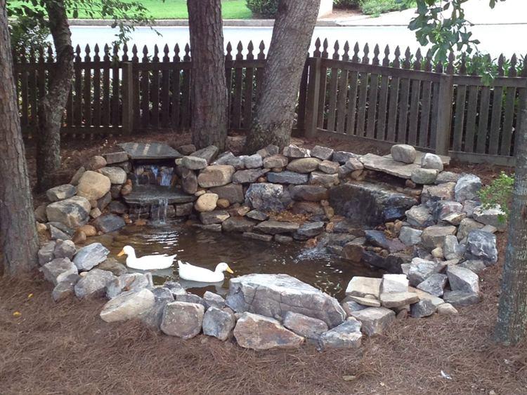 15. Duck Pond DIY