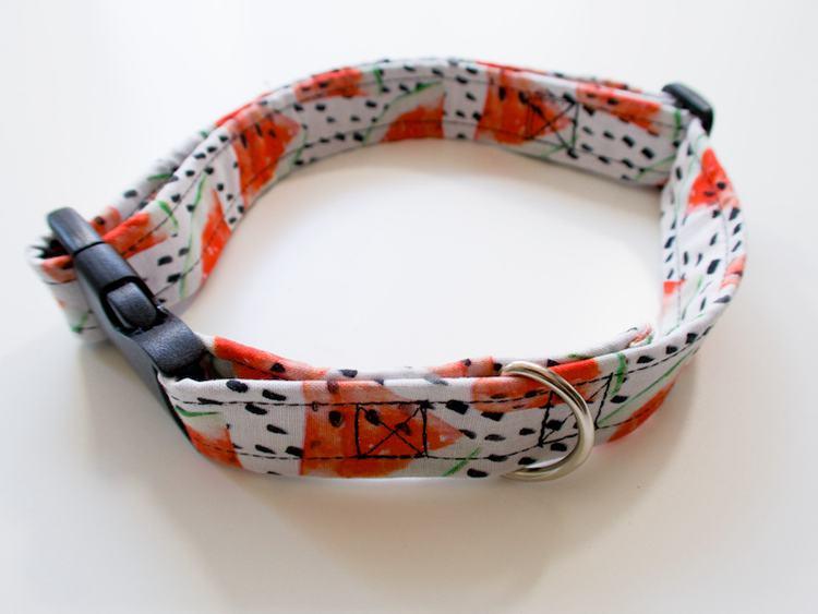 16. DIY Dog Collar Tutorial