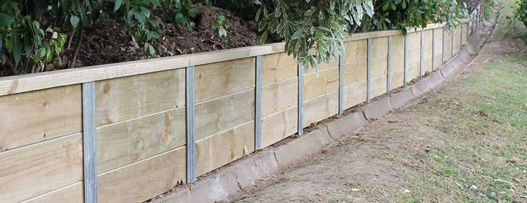 16. How To Build A DIY Retaining Wall